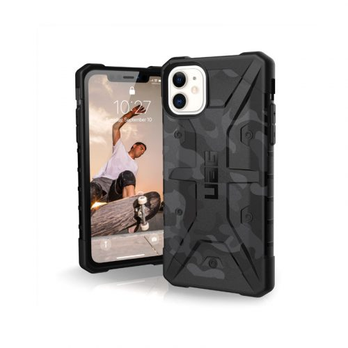 Op lung iPhone 11 UAG Pathfinder SE Camo Midnight 01 bengovn