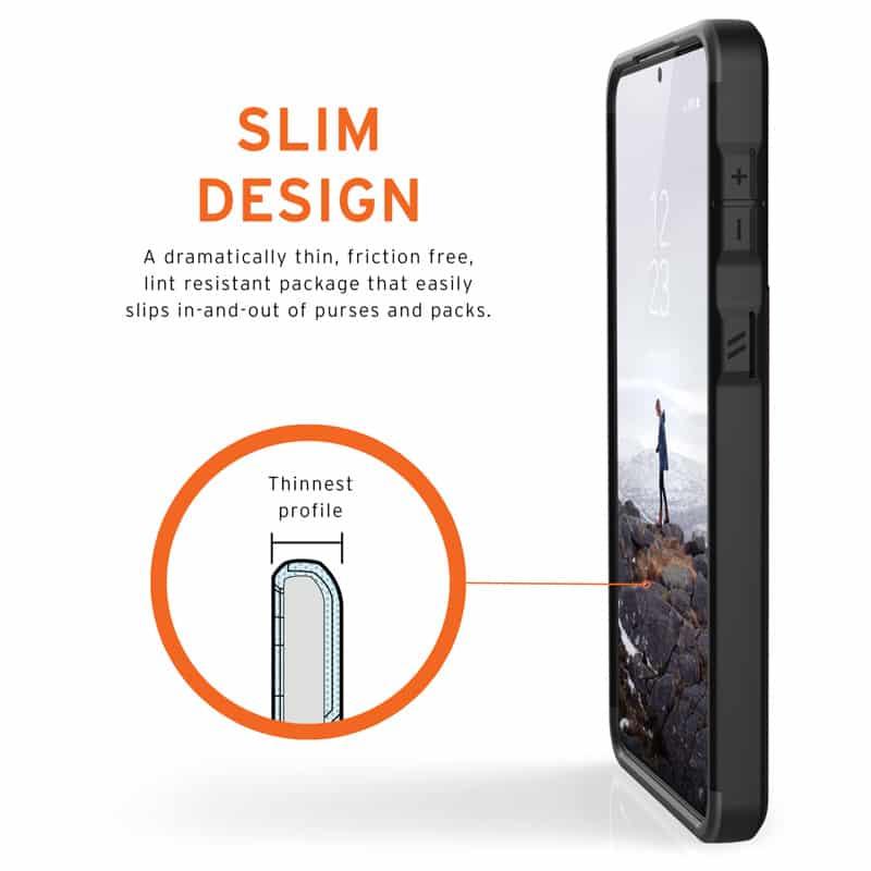 Op lung Samsung Galaxy S21 Plus 5G UAG Civilian Series 24 bengovn