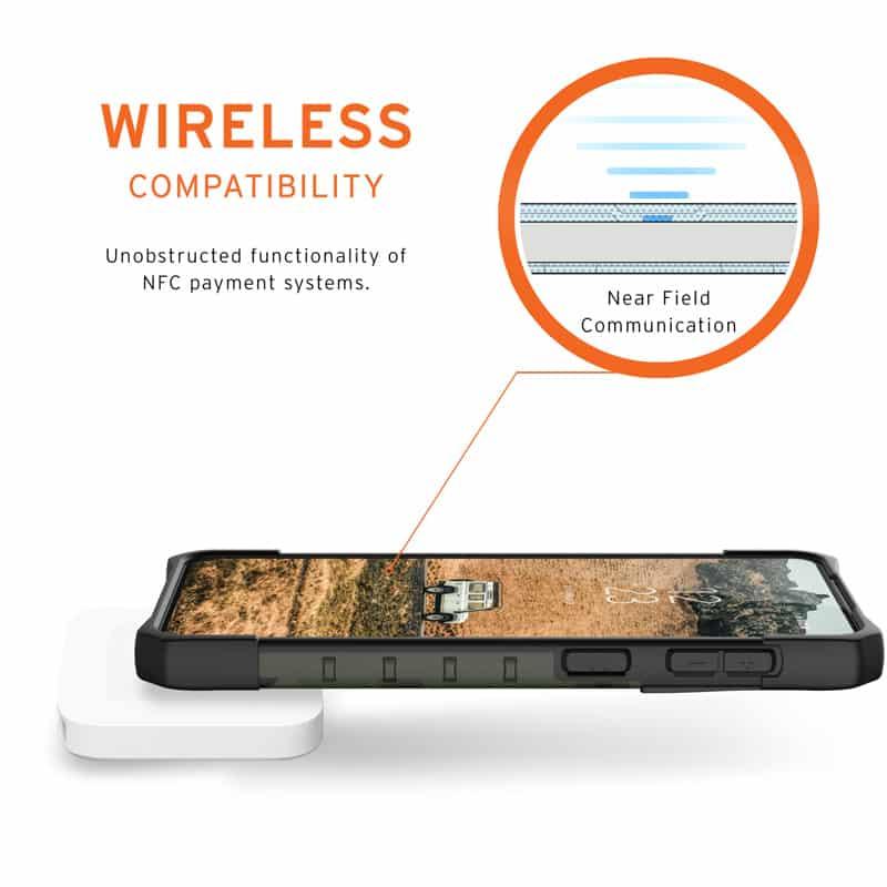 Op lung Samsung Galaxy S21 Plus 5G UAG Pathfinder SE Series 14 bengovn