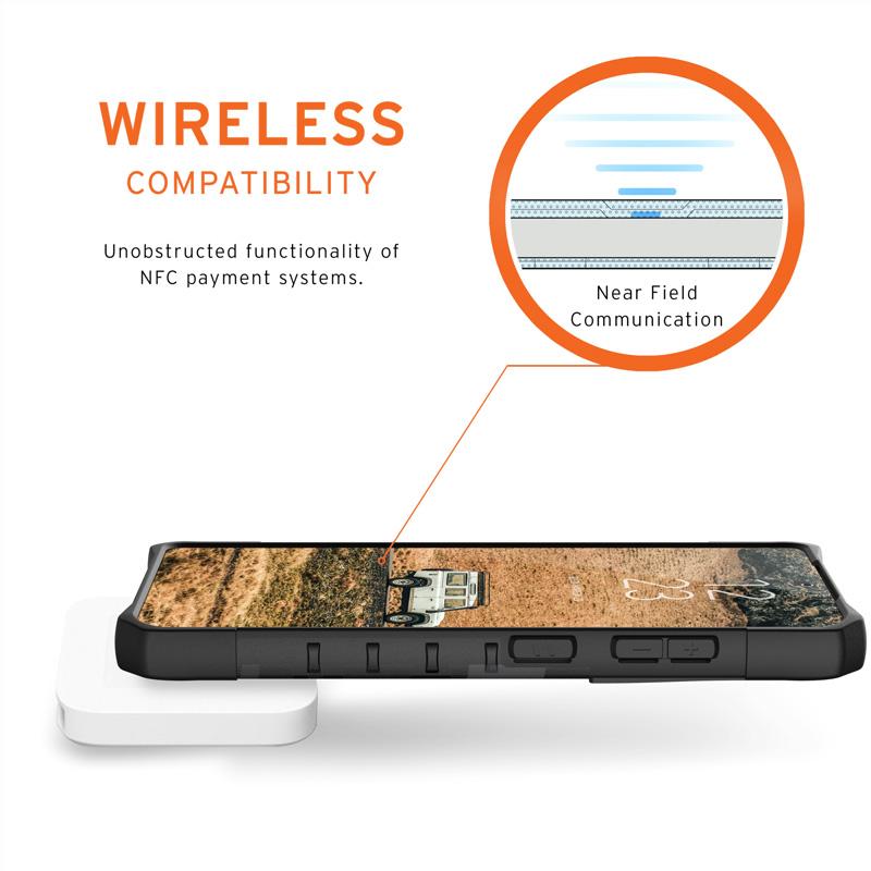 Op lung Samsung Galaxy S21 Ultra 5G UAG Pathfinder Series 21 bengovn
