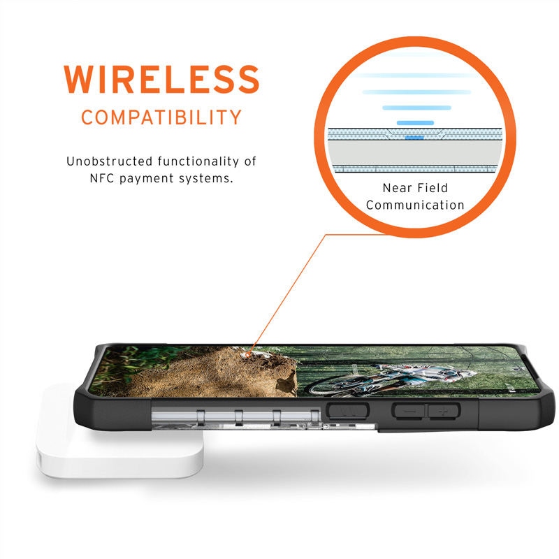 Op lung Samsung Galaxy S21 Ultra 5G UAG Plasma Series 20 bengovn