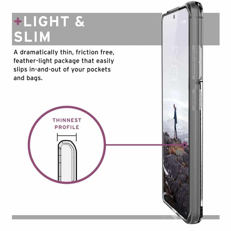 U Op lung Samsung Galaxy S21 Ultra 5G UAG Lucent Series 28 bengovn