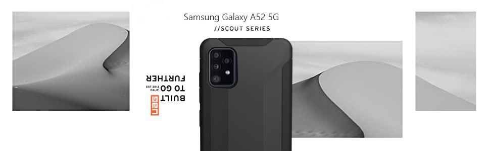 UAGVietnam Samsung Galaxy A52 Scout
