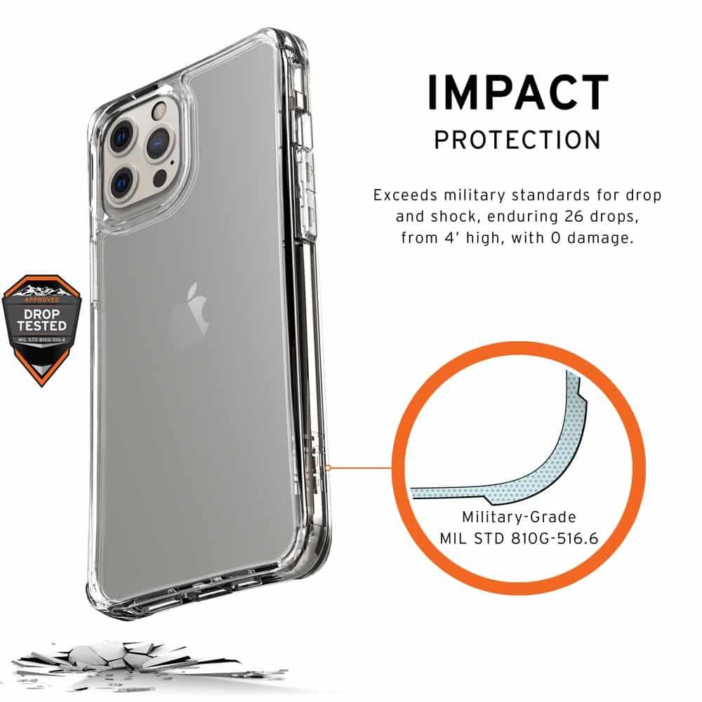 iPhone 12 Pro Max UAG Plyo Crystal