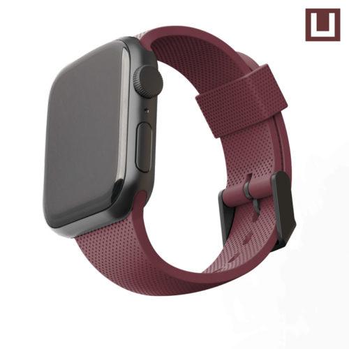 Day deo Apple Watch 42mm 44mm UAG U DOT Silicone AUB 01 Bengovn