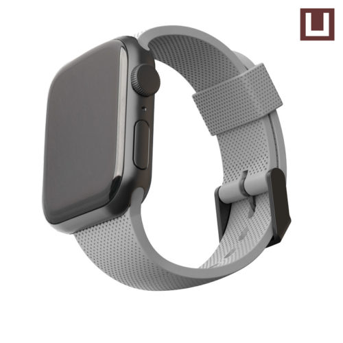 Day deo Apple Watch 42mm 44mm UAG U DOT Silicone GRY 01 Bengovn