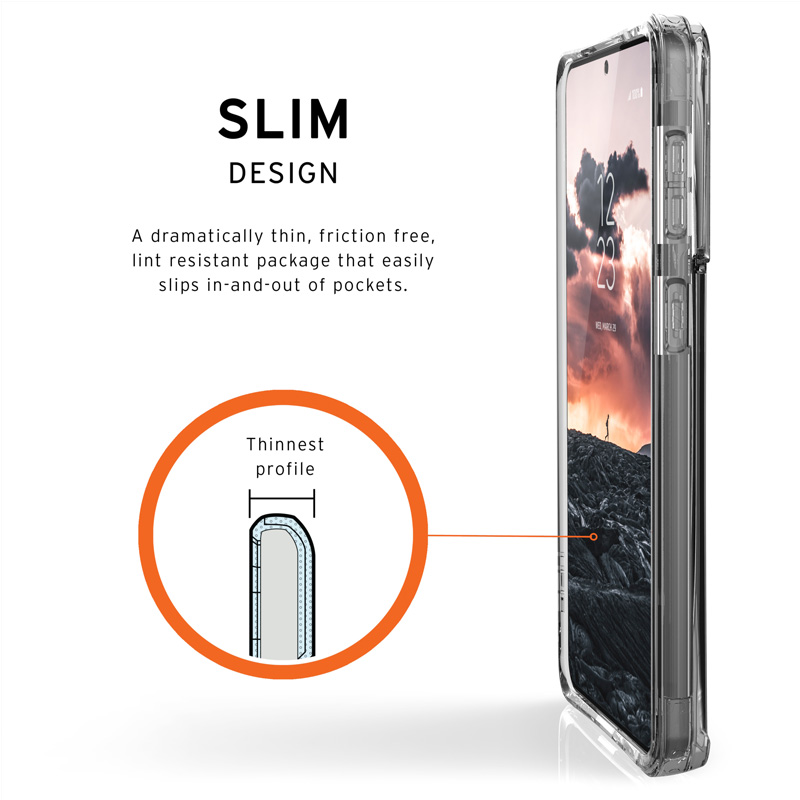 Op lung Samsung Galaxy S21 5G UAG Plyo Series 08 bengovn