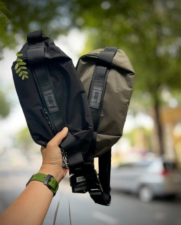Tui deo cheo UAG Hip Pack chong nuoc 20 bengovn