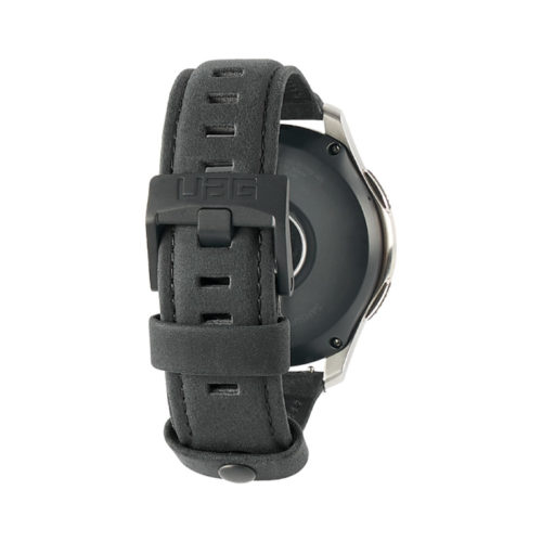 day deo samsung galaxy watch 46mm uag leather series black1 bengovn