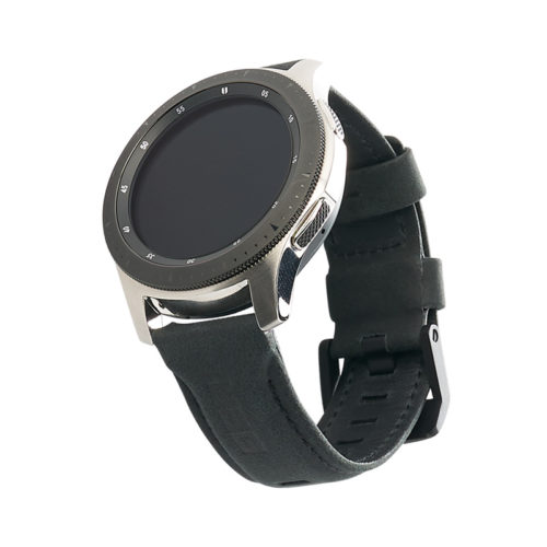 day deo samsung galaxy watch 46mm uag leather series black bengovn