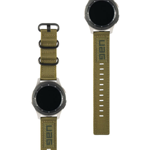 day deo samsung galaxy watch 46mm uag nato series olive drab3 bengovn