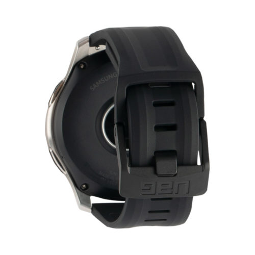 day deo samsung galaxy watch 46mm uag scout silicone black1 bengovn