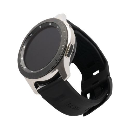 day deo samsung galaxy watch 46mm uag scout silicone black bengovn 1