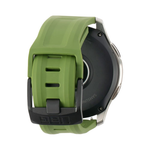 day deo samsung galaxy watch 46mm uag scout silicone olive1 bengovn