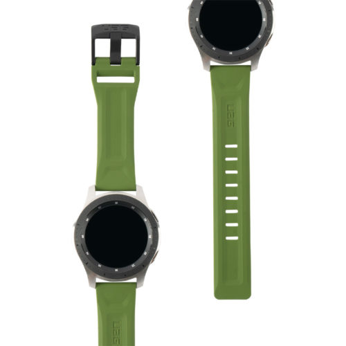 day deo samsung galaxy watch 46mm uag scout silicone olive3 bengovn