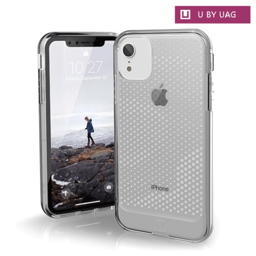 op lung iphone xr uag u lucent series ice bengo