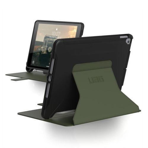 Bao da iPad 10 2 2020 2019 UAG Scout Folio Cover 01 bengovn