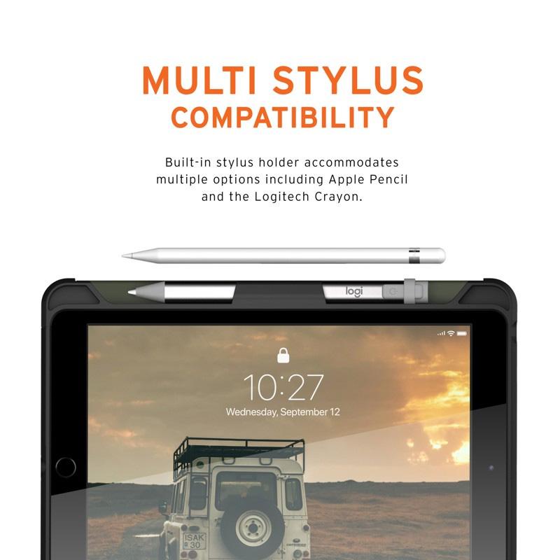 Bao da iPad 10 2 2020 2019 UAG Scout Folio Cover 12 bengovn
