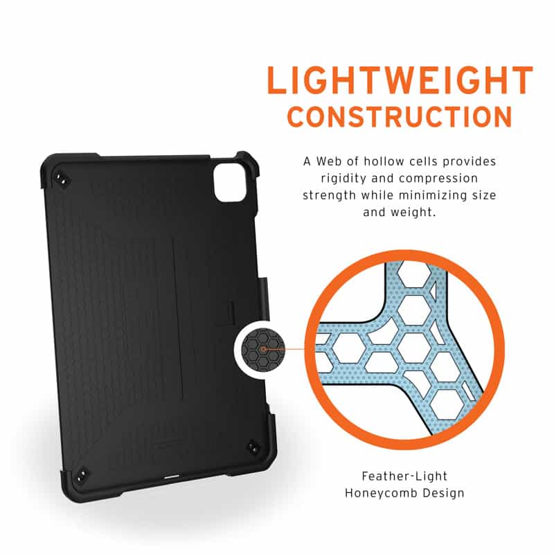 Bao da iPad Pro 11 M1 2021 UAG Metropolis 30 bengovn