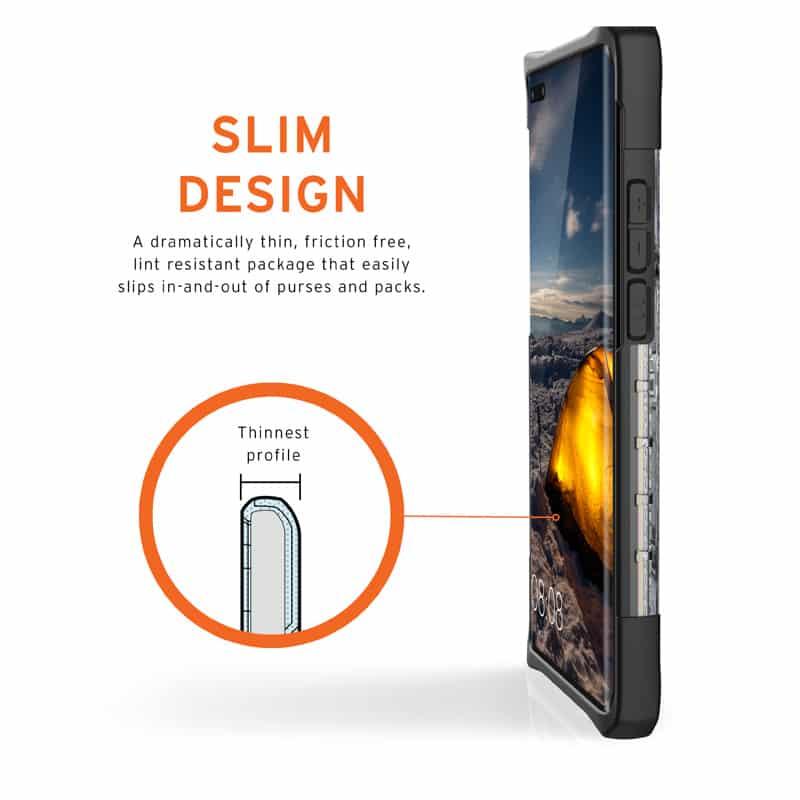 Op lung Huawei Mate 40 Pro UAG Plasma 11 bengovn