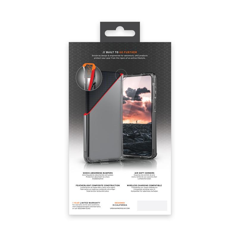 Op lung Xiaomi Mi 11 Lite 5G UAG Plyo Series 12 bengovn