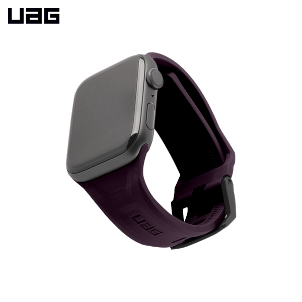 Bengovn day deo apple watch 40mm 38mm uag scout silicone eggplant 1