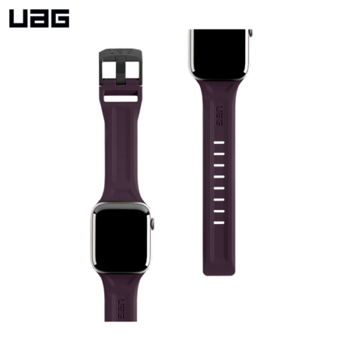 Bengovn day deo apple watch 40mm 38mm uag scout silicone eggplant 3 copy