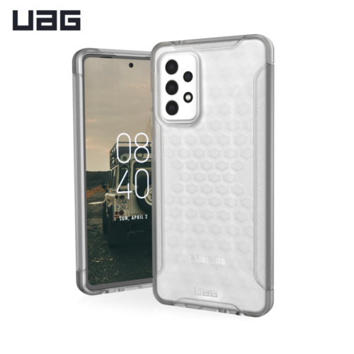 Bengovn op lung samsung galaxy a72 5g uag scout FROSTED ICE 1