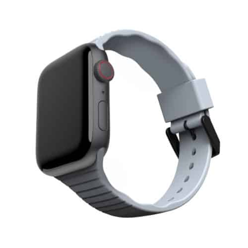 U Day deo Apple Watch 44 42mm UAG Aurora Silicone 01 bengovn