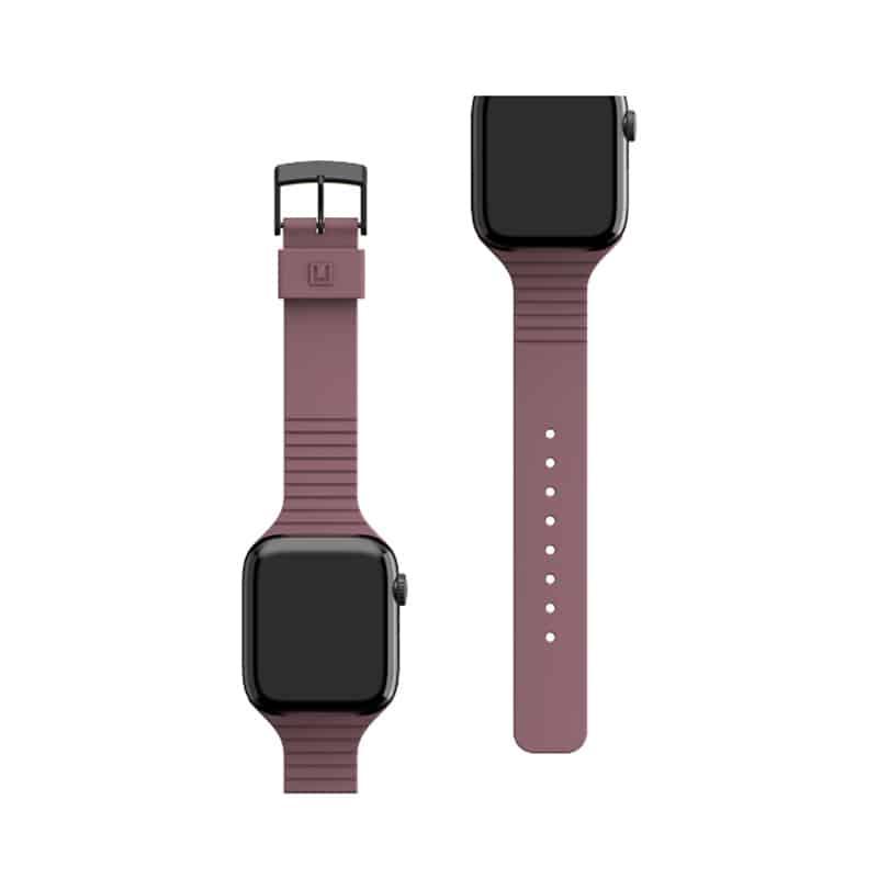 U Day deo Apple Watch 44 42mm UAG Aurora Silicone 10 bengovn
