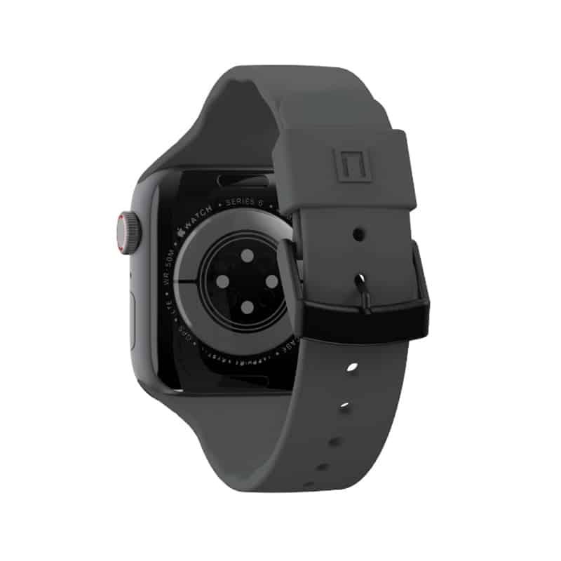 U Day deo Apple Watch 44 42mm UAG Aurora Silicone 19 bengovn