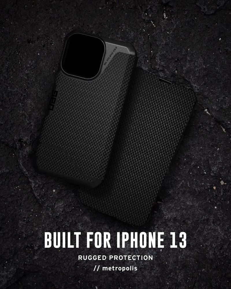 Bao da iPhone 13 UAG Metropolis Series 08 bengovn
