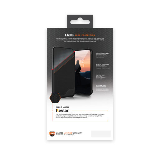 Op lung iPhone 13 Pro UAG Metropolis LT Series 10 bengovn
