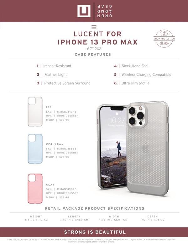 Op lung iPhone 13 Pro UAG U Lucent Series 23 bengovn 1