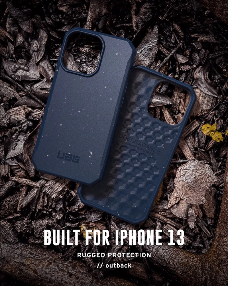 Op lung iPhone 13 UAG Bio Outback Series 20 bengovn