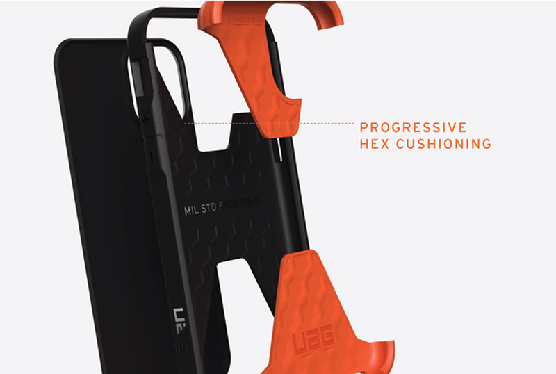 Op lung iPhone 13 UAG Civilian Series 26 bengovn