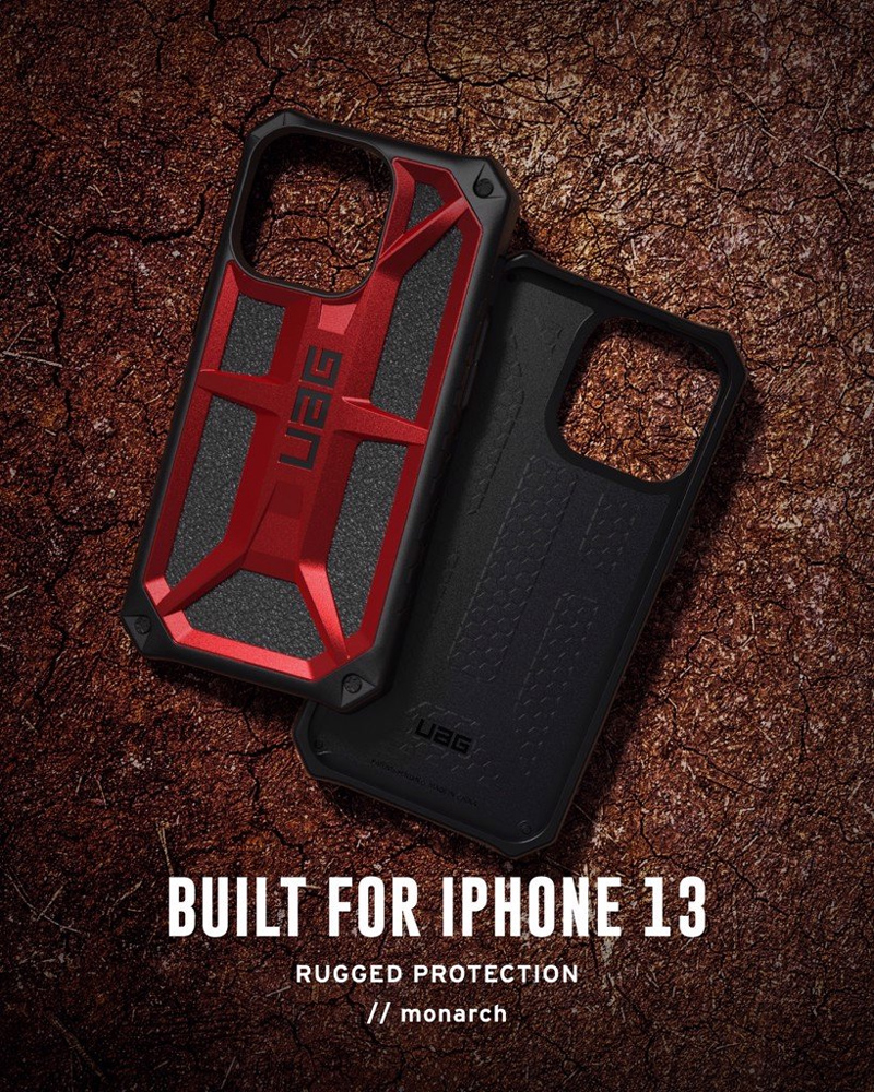 Op lung iPhone 13 UAG Monarch Series 25 bengovn