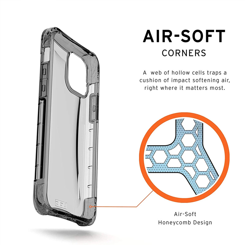 Op lung iPhone 13 UAG Plyo Series 12 bengovn