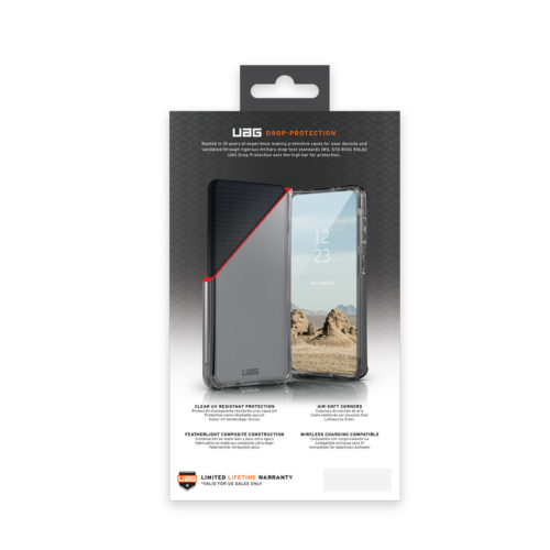 Op lung iPhone 13 UAG Plyo Series 17 bengovn