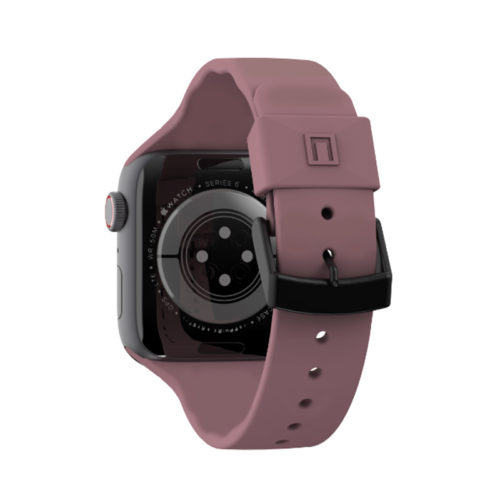 U Day deo Apple Watch 44 42mm UAG Aurora Silicone 11 bengovn