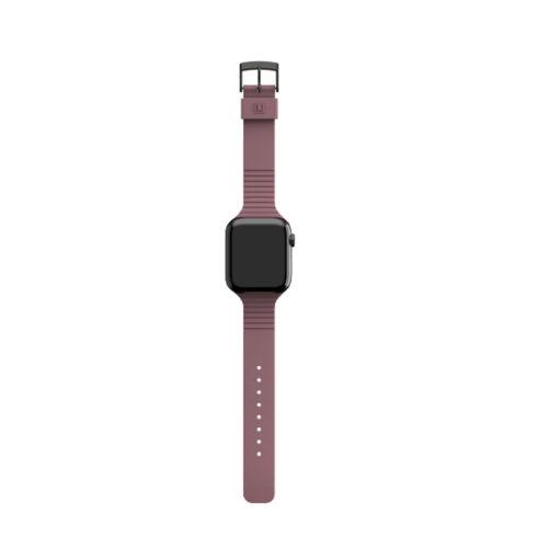 U Day deo Apple Watch 44 42mm UAG Aurora Silicone 13 bengovn