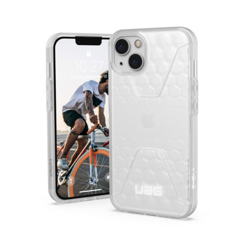 Op lung iPhone 13 UAG Civilian Frosted Ice Series 01 bengovn 2
