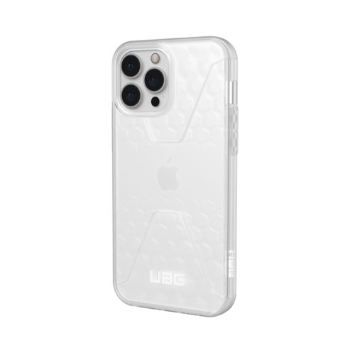 Op lung iPhone 13 UAG Civilian Frosted Ice Series 02 bengovn
