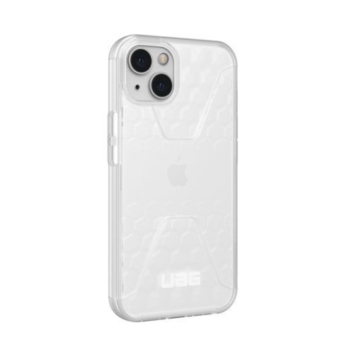 Op lung iPhone 13 UAG Civilian Frosted Ice Series 04 bengovn 2