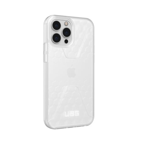 Op lung iPhone 13 UAG Civilian Frosted Ice Series 04 bengovn