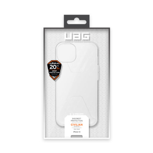 Op lung iPhone 13 UAG Civilian Frosted Ice Series 09 bengovn 2