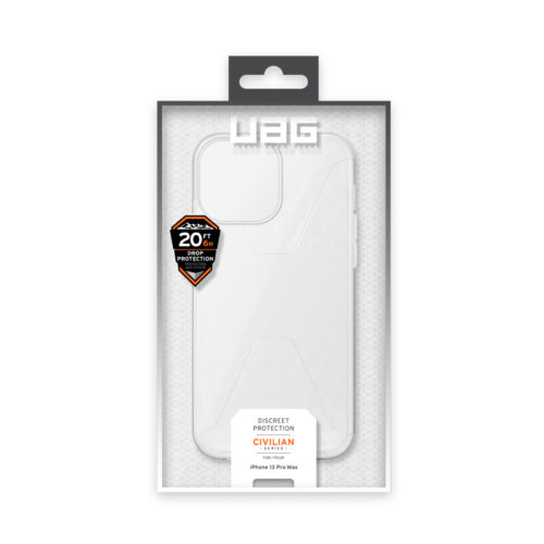 Op lung iPhone 13 UAG Civilian Frosted Ice Series 09 bengovn