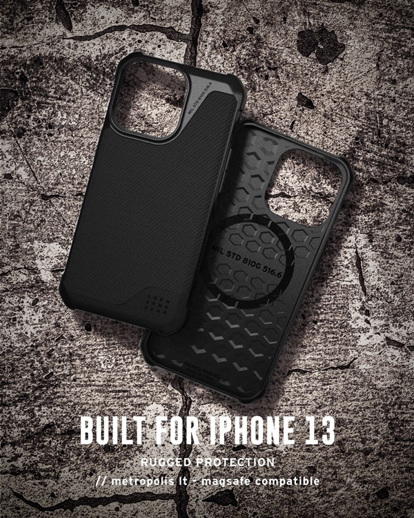 Op lung iPhone 13 UAG Metropolis LT with Magsafe Series 25 bengovn