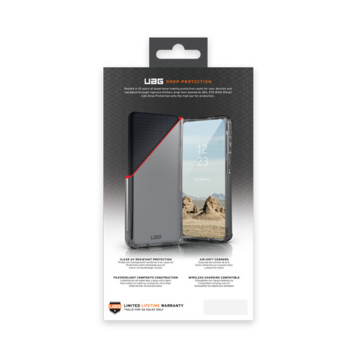 Op lung iPhone 13 UAG Plyo with MagSafe Series 16 bengovn