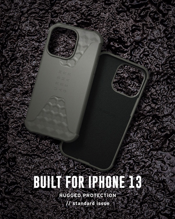 Op lung iPhone 13 UAG Standard Issue Series 25 bengovn